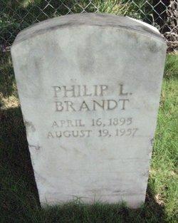 Philip L Brandt