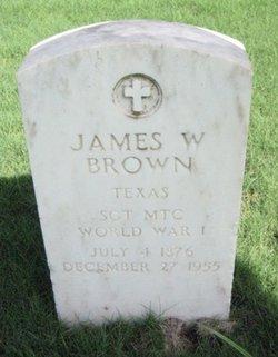 James W Brown