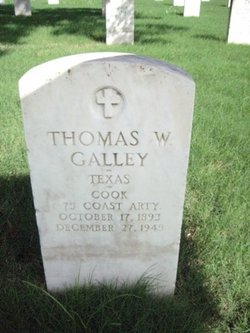 Thomas W Galley