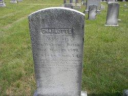 Charlotte <i>Gleason</i> Bates
