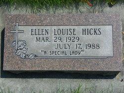 Ellen Louise Hicks