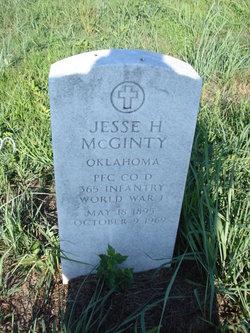 Jesse H. McGinty