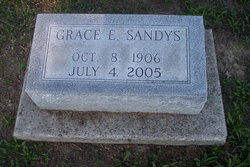 Grace E. Sandys