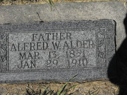 Alfred William Alder