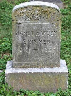 Janet Harvey Skinner