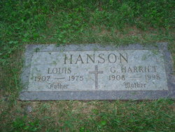 Louis Hanson