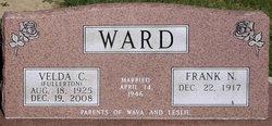 Velda Corrine <i>Fullerton</i> Ward