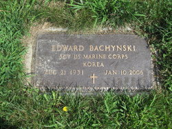 Sgt Edward Bachynski