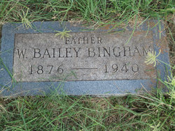 William Bailey Bingham, II