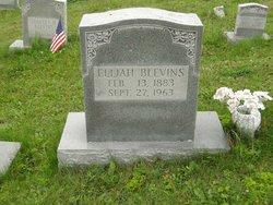 Elijah Blevins