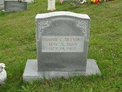 Minnie C Blevins
