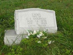 Emma <i>Powers</i> Dolinger