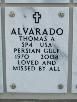 Thomas Anthony Alvarado