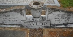 Henry M. Taylor