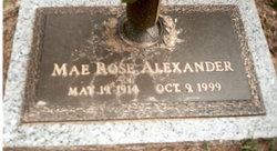 Mae Alexander