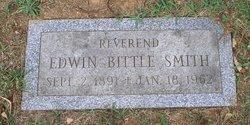 Rev Edwin Bittle Smith