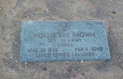 Hollis Ray Brown