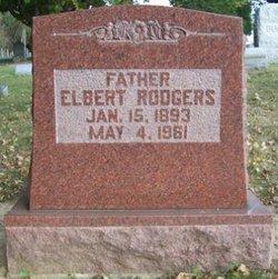 Elbert F. Rodgers