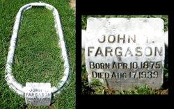 John Thomas Fargason, II