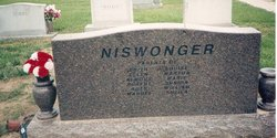 May M <i>Brewer</i> Niswonger