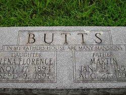 Martin Butts
