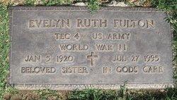 Evelyn Ruth Fulton
