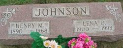 Lena O. <i>Hoover</i> Johnson