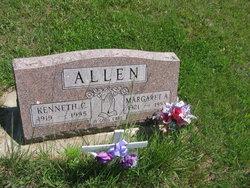 Margaret A <i>Crawford</i> Allen