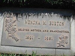 Wenona Burton