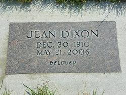 Jean <i>Murray</i> Dixon