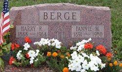 Fanny M. Berge