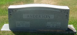Zella <i>House</i> Anderson