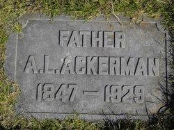 Arlington Leroy Ackerman