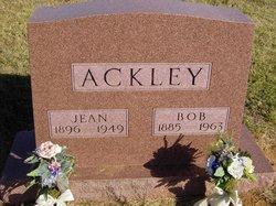 William Robert Bob Ackley