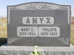 Mary Catherine <i>Fannin</i> Amyx