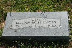 Lillian Rose Lucas