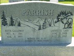 Fleta <i>Galloway</i> Parrish