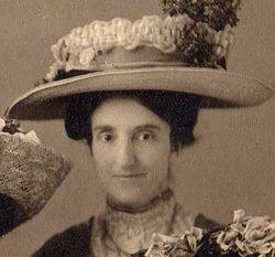 Alice Ione Allany <i>Crook</i> Burroughs