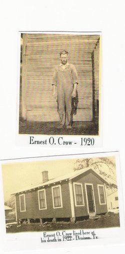 Ernest Oliver Crow