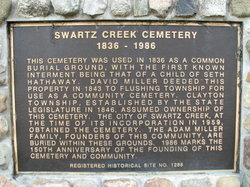 Swartz Creek Cemetery