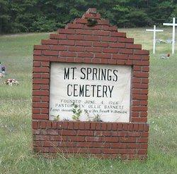 Mountain Spring Cemetery
