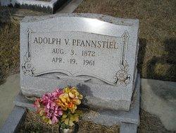 Adolph Valentine Pfannstiel