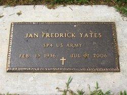 Jan Fredrick Yates