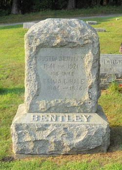 Emma C. <i>Hale</i> Bentley