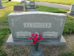 Helen M <i>Newcomb</i> Aldhizer