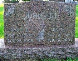 Ruth I. <i>Ellis</i> Johnson