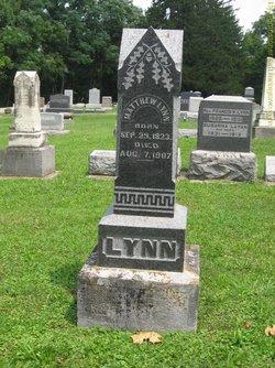 Matthew Lynn