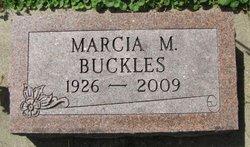 Marcia M. <i>Pierce</i> Buckles