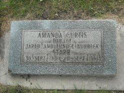 Amanda Ann <i>Starr</i> Curtis
