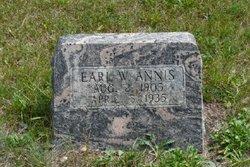 Earl Wilford Annis